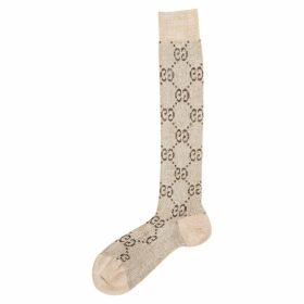 Gucci Gemini Knee High Socks