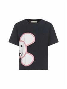 Marni Mouse Printed Short Sleeve T-shirt