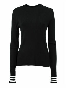 Off-White Knitwear In Black
