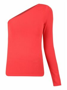 Stella McCartney One Shoulder Blouse