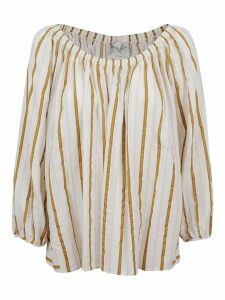 Forte Forte Voile Off The Shoulder Shirt