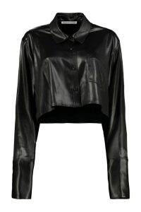 Alexander Wang Alexanderwang.t Technical Fabric Shirt