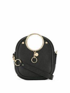 See by Chloé Mara ring handle tote - Black