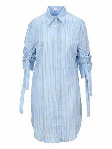 J.W. Anderson Jw Anderson Striped Shirt-style Dress