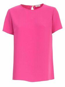 Parosh Shirt S/s Cady