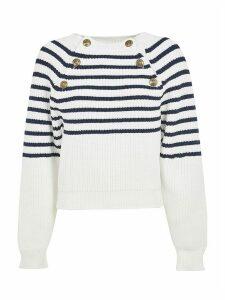 Philosophy di Lorenzo Serafini Striped Knitted Sweater