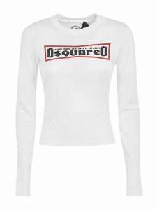 Dsquared2 Karma Logo Long-sleeved T-shirt