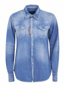Dsquared2 Denim Classic Shirt