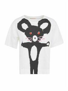 Marni Mouse Crew Neck T-shirt