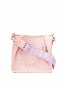 Stella McCartney Stella Logo cross-body bag - PINK