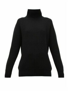 Hillier Bartley - Ribbed Roll-neck Cashmere Sweater - Womens - Black