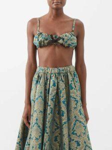 Bottega Veneta - Oversized Cut-out Rib-knitted Sweater - Womens - Beige