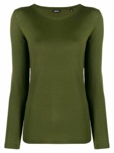 Aspesi long sleeved sweatshirt - Green