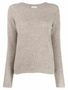 Le Kasha dublin cashmere top - Brown