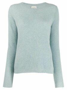 Le Kasha dublin cashmere top - Blue