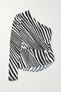 Khaite - Delia Crepe Shirt - Black
