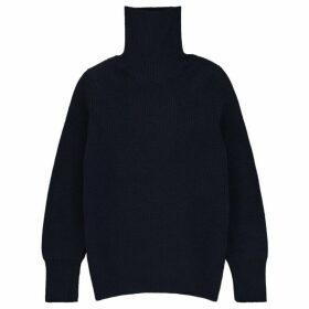 Navygrey The Relaxed Funnel - Navy