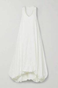 RE/DONE - Striped Wool And Cashmere-blend Sweater - Red