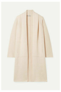Vince - Wool And Cashmere-blend Cardigan - Blush
