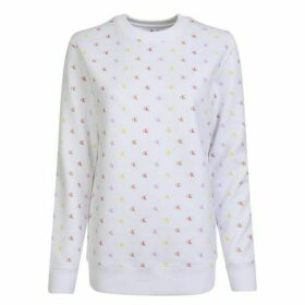 Calvin Klein Jeans All Over Print Sweatshirt