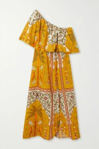 Chinti and Parker - Fair Isle Cashmere And Wool-blend Sweater - Cream