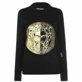 Versace Jeans Couture Baroque Crew Sweatshirt