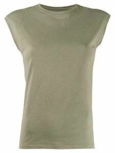 FRAME Le Mid Rise tank top - Green