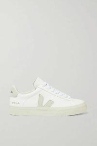 Helmut Lang - Silk-twill Trimmed Cotton-twill Mini Skirt - Black