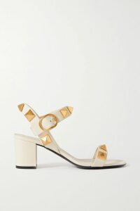 Equipment - Polka-dot Silk-chiffon Shirt - Pink