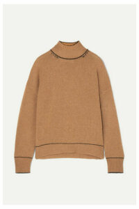 Marni - Cashmere Turtleneck Sweater - Brown