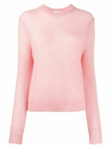 Filippa K Heather knit jumper - PINK