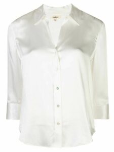 L'Agence Dani blouse - White