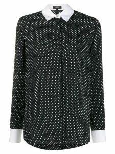 Theory polka dot shirt - Black