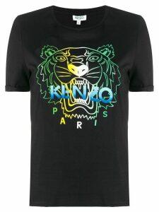 Kenzo tiger printed T-shirt - Black
