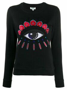 Kenzo eye jumper - Black