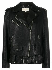 Michael Michael Kors leather jacket - Black