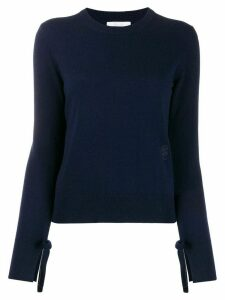 Chloé slim fit jumper - Blue