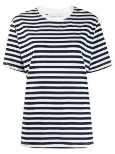 Victoria Victoria Beckham Victoria striped T-shirt - White