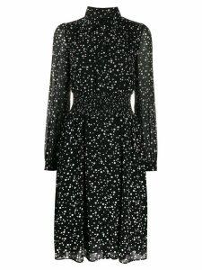 Michael Michael Kors printed shirt dress - Black
