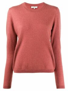Vince cashmere crew neck sweater - Brown