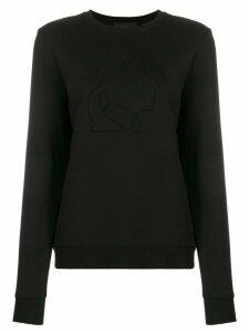 Karl Lagerfeld Karl Kameo sweatshirt - Black