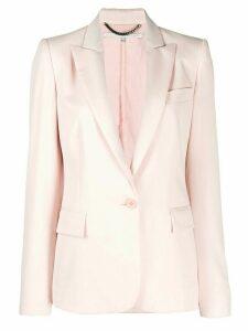Stella McCartney front-button blazer - PINK