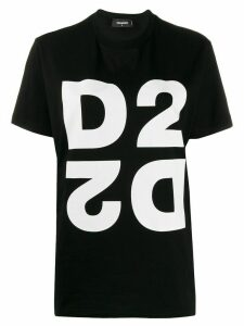 Dsquared2 D2 T-shirt - Black