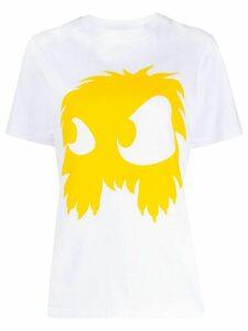 McQ Alexander McQueen monster print T-shirt - White