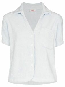 Terry Terry Classic Cruise cotton top - Blue