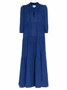 Honorine Giselle maxi dress - Blue