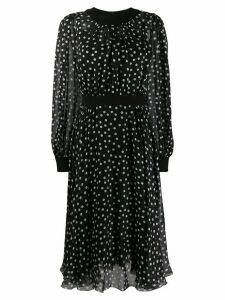 Dolce & Gabbana polka-dot dress - Black