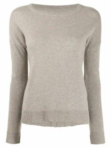 Zadig & Voltaire Cici patch detail jumper - Brown
