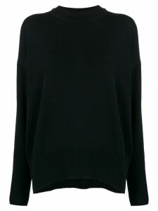 Jil Sander dropped-shoulder sweater - Blue