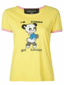 Marc Jacobs x Magda Archer The Collaboration T-shirt - Yellow